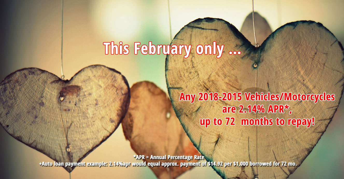 Valentines Special - 2018 February Only